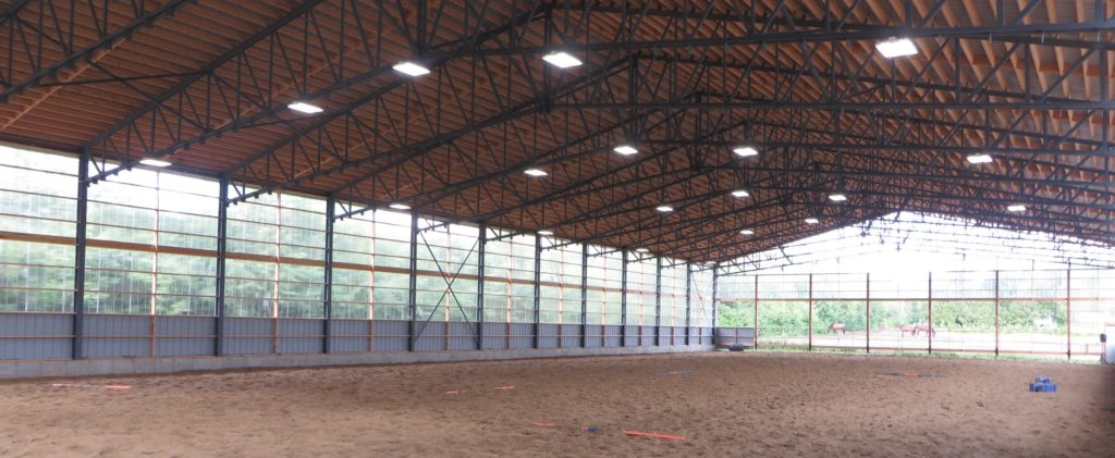 Ecuries Rock Forest Indoor Arena